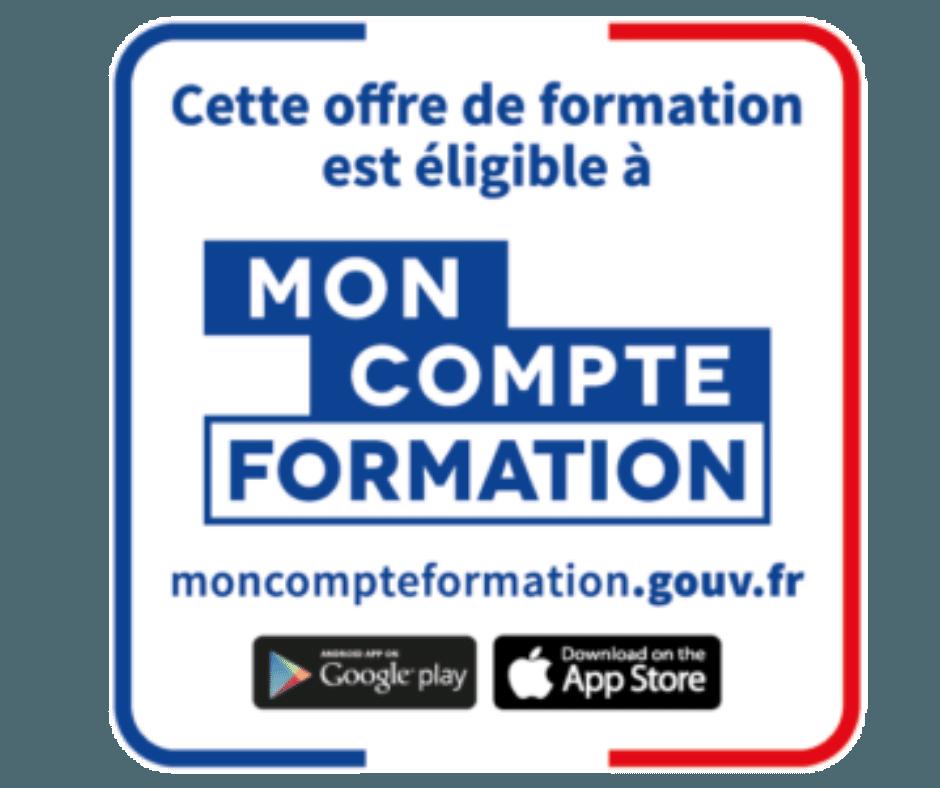 Logo Compte Personnel de Formation